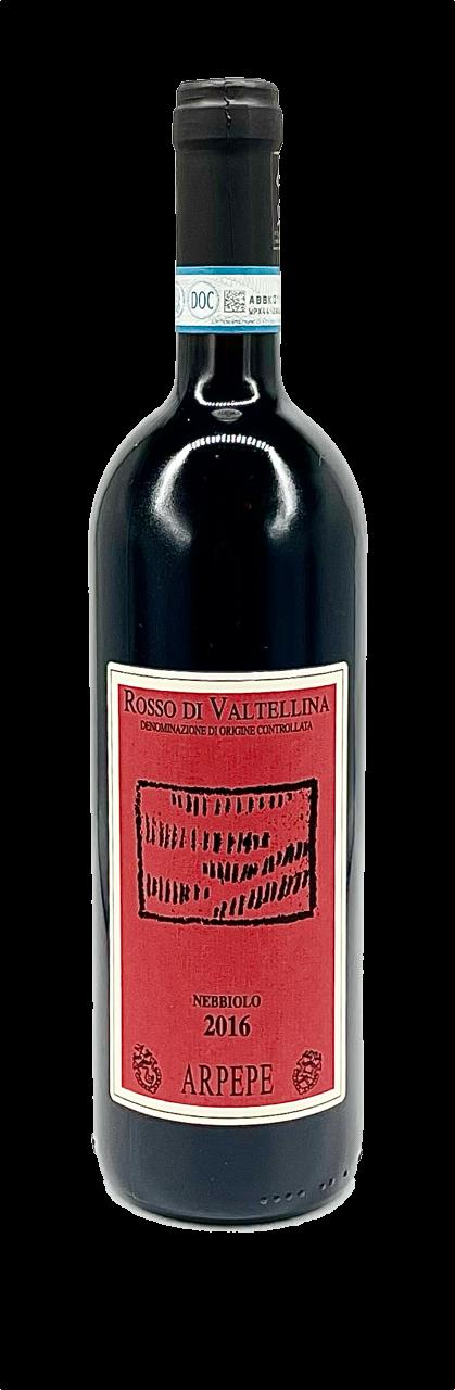 ロッソ ディ ヴァルテリーナ